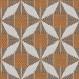 Sunbrella Mosaic Mandarine J195