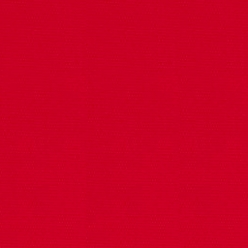Sunbrella Solids Logo Red (5477)