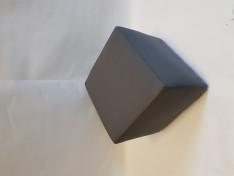 Poef 45×45×40 Sunbrella Carbon