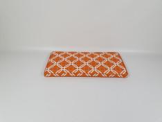 Zitkussen strak 90x45x5 Natadola Orange
