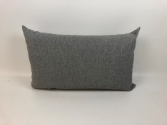 plof kussen 84 x 54 cm southend grey
