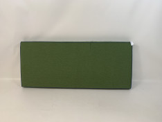 Zitkussen strak, Berlin army green 154x65x10 C2004