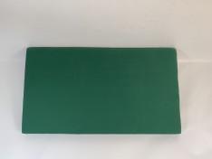 Zitkussen strak, Cartenza Dark green 160x88,5x10 G2000