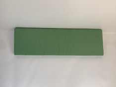 Zitkussen strak, southend mint green 199x60x10 koord G2020
